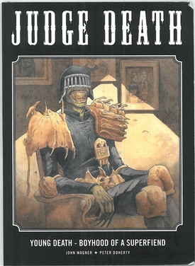 Judge Death: Young Death Boyhood of a Superfiend