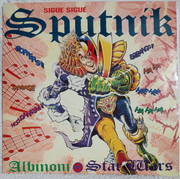 Sigue Sigue Sputnik: Albinoni vs Star Wars 12 Inch