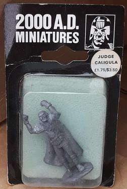 Titan: Judge Caligula
