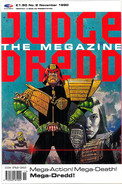 Judge Dredd Megazine Vol 1 Number 2