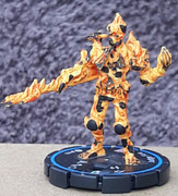 Heroclix: Judge Fire