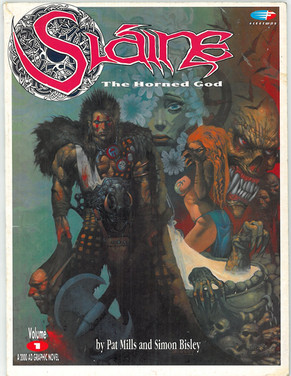 Slaine The Horned God Volume 1