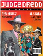 Judge Dredd Megazine Vol 2 Number 16