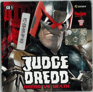 PC: Italian Judge Dredd vs Judge Death