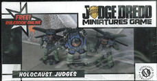 Mongoose: Boxset Holocaust Judges