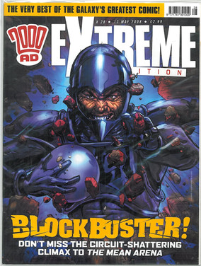 2000ad Extreme Edition 28
