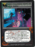Dredd CCG: Scenes - Glitzy Pullhouse Nightclub