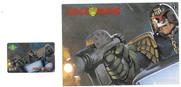 P&J Promotions Judge Dredd Series 1 number 1