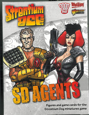 Warlord: Strontium Dog SD Agents