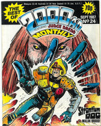 Best of 2000ad Monthly 24