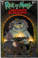 Rick and Morty: Dungeons and Dragons 1e