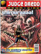 Judge Dredd Megazine Vol 3 Number 16