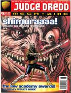Judge Dredd Megazine Vol 3 Number 16