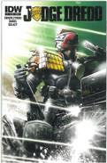 Judge Dredd 1 Cover D