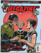 Judge Dredd Megazine Vol 5 Number 203