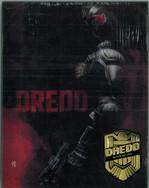 Dredd 2012 Blu-Ray Nova Media Red Slipcase