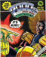 Best of 2000ad Monthly 26