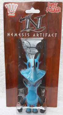 Unbox: Nemesis Artifact Blue