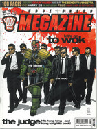 Judge Dredd Megazine Vol 5 Number 210