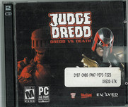 PC: Judge Dredd vs Judge Death Promo