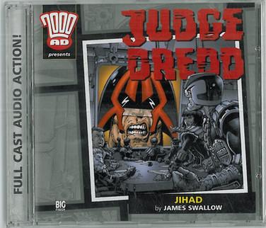 Judge Dredd: Jihad