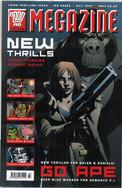 Judge Dredd Megazine Vol 4 Number 3