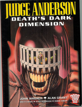 Judge Anderson: Death's Dark Dimension