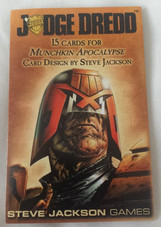Munchkin: Judge Dredd Rule Book