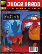 Judge Dredd Megazine Vol 3 Number 26