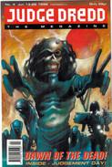 Judge Dredd Megazine Vol 2 Number 4