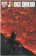 Judge Dredd 8 Cover A