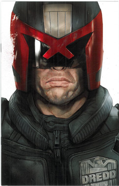 Judge Dredd: Final Judgement 1