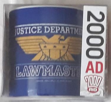 Justice Department Mug