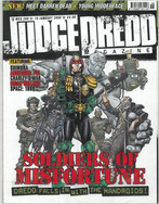 Judge Dredd Megazine Vol 5 Number 240