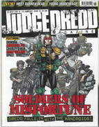 Judge Dredd Megazine Vol 5 Number 240
