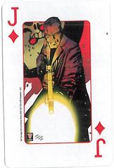 Playing Cards SFX: Jack of Diamonds