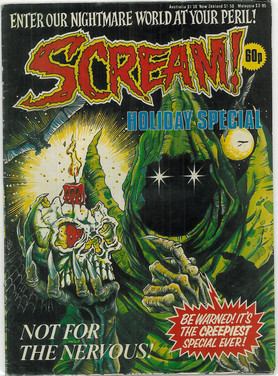 Scream Holiday Special 1985