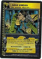 Dredd CCG: Judges - Judge Jordan