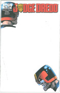 Judge Dredd 1 Cover RE Jetpack Comics