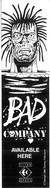 Bad Company Titan Books Bookmark 1986