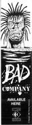 Bad Company Titan Books Bookmark 1986