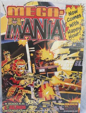 Judge Dredd Mega Mania 2020 Re-release