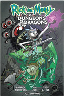 Rick and Morty: Dungeons and Dragons TPB 1a