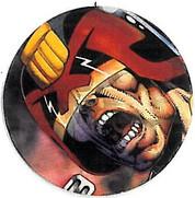 Judge Dredd Comic Spug 45