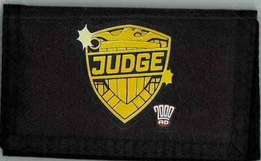 Wallet - Judge Dredd