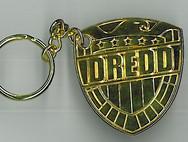 Judge Dredd Keyring