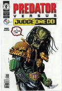 Predator vs Judge Dredd 1