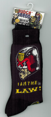 Judge Dredd Socks