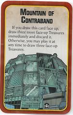 Munchkin: Judge Dredd Mountain of Contraband
