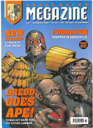 Judge Dredd Megazine Vol 3 Number 47